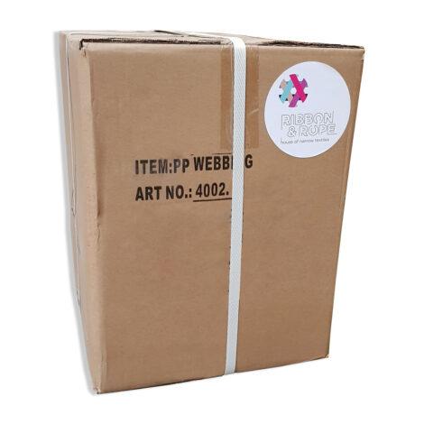 Webbing tape 8