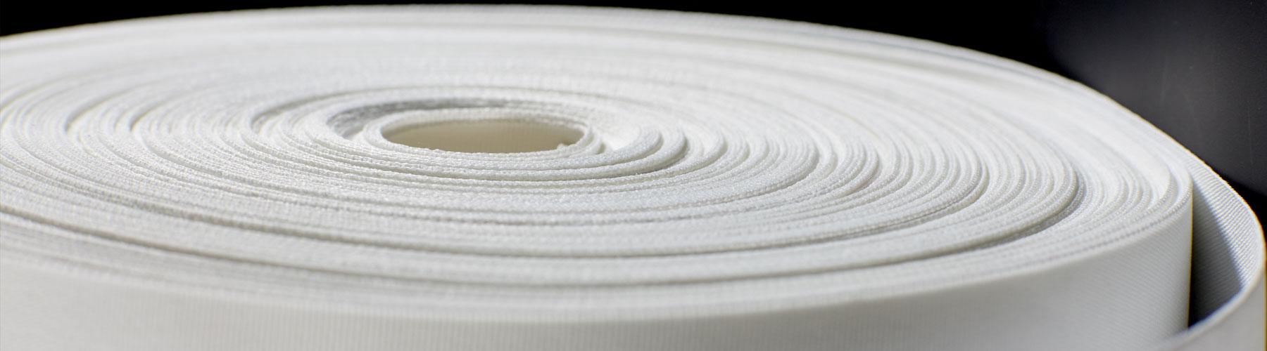 beachflag elastic white