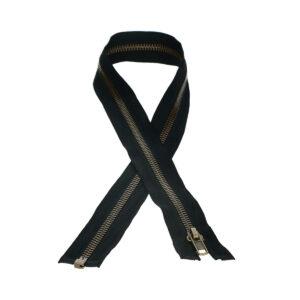 Metal zipper No. 7
