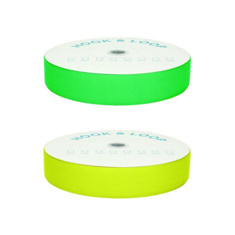 Coloured hook tape 12